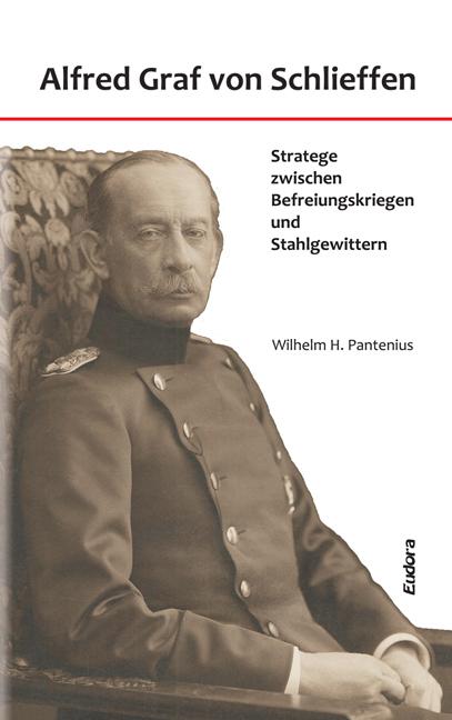 Buchcover - Alfred Graf von Schlieffen