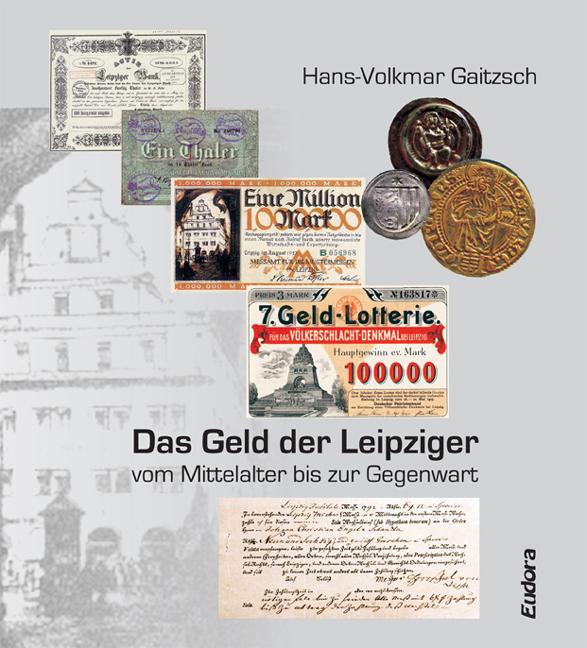 Buchcover - Das Geld der Leipziger