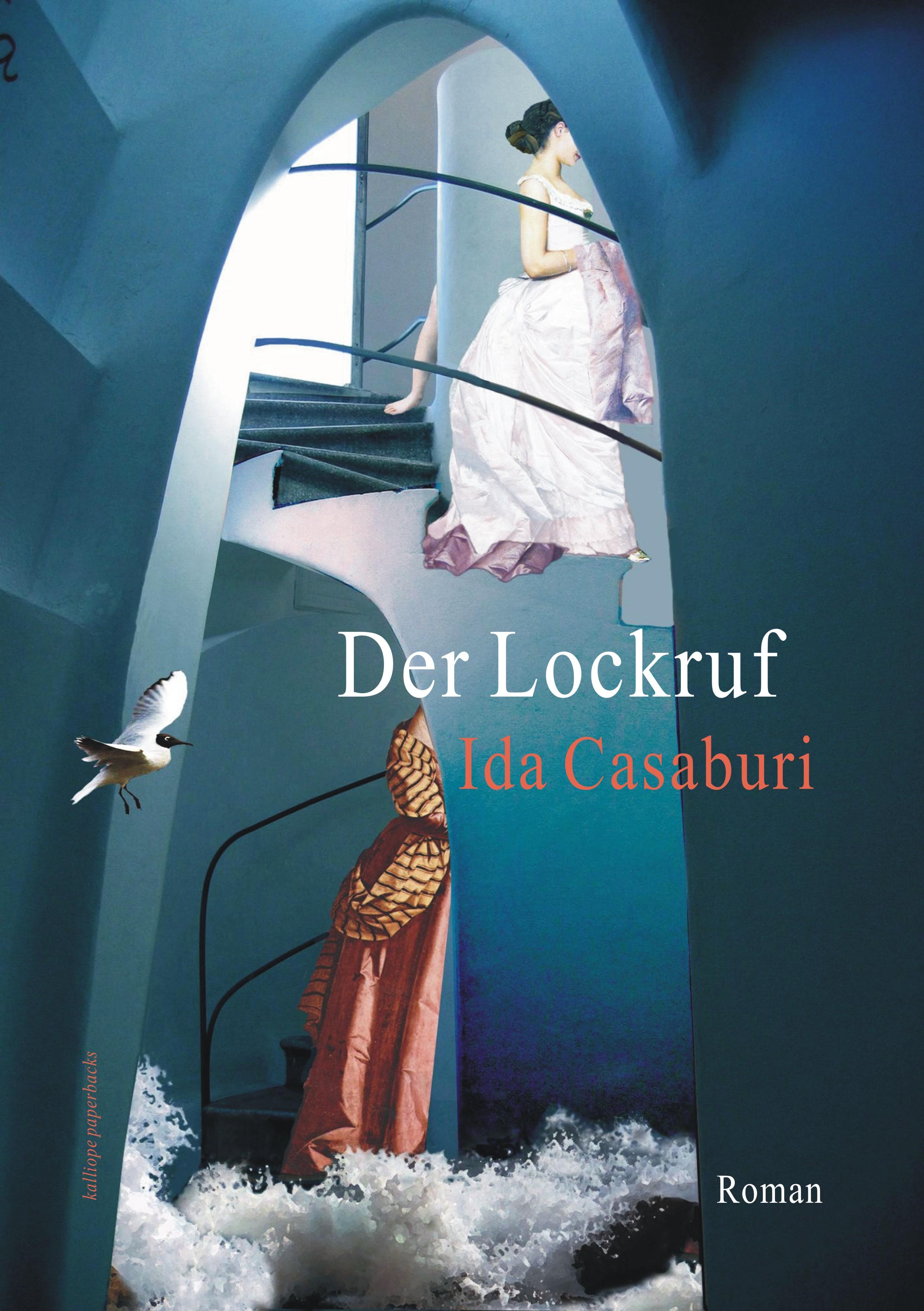 Buchcover - Der Lockruf, kalliope paperbacks