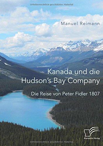 Cover - Kanada und die Hudson's Bay Company