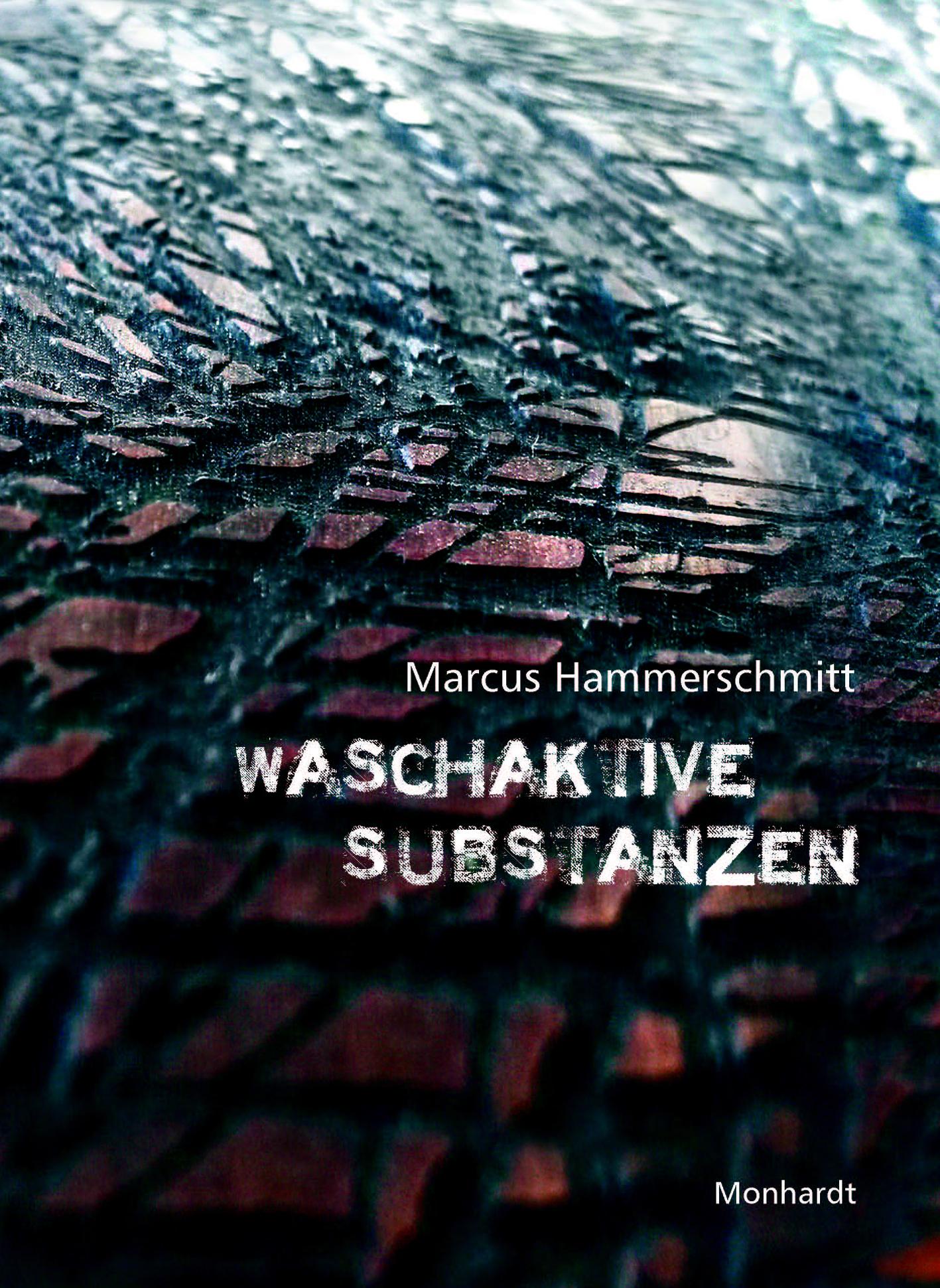 Buchcover - Waschaktive Substanzen, Edition Monhardt