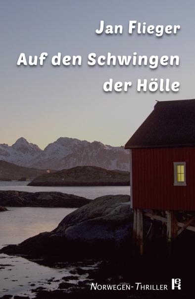 Buchcover - Auf den Schwingen der Hölle