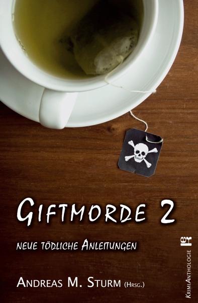 Buchcover - Giftmorde 2