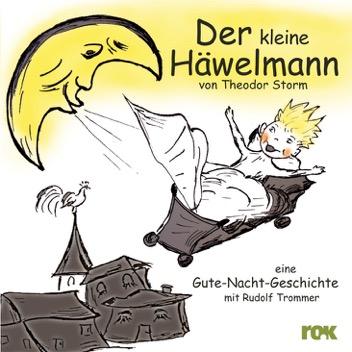 Der kleine Häwelmann - CD-Cover