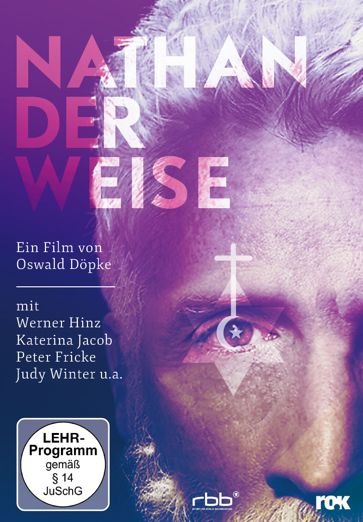 DVD-Cover - Nathan der Weise
