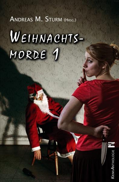 Buchcover - Weihnachtsmorde