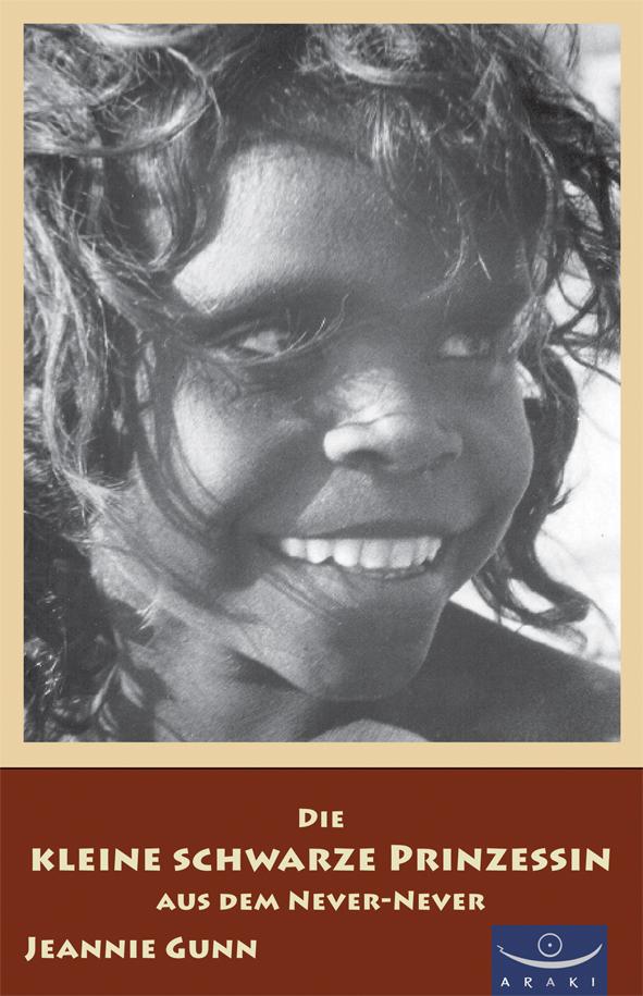 Die kleine schwarze Prinzessin aus dem Never-Never