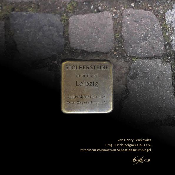 Buchcover - Stolpersteinbuch